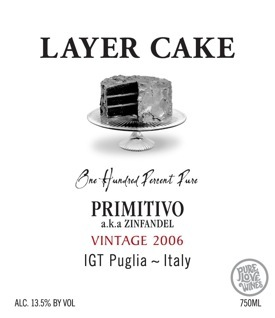 Layer Cake Primitivo Review