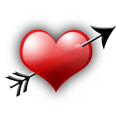 valentineheartarrow