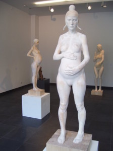 Mario Dilitz sculptures