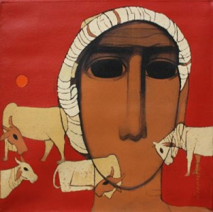 Siddharth Shingade _ paintings - India
