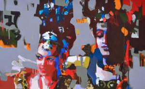 Niladri Paul paintings