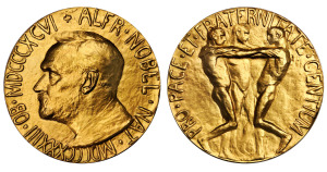Nobel Peace Prize Auction