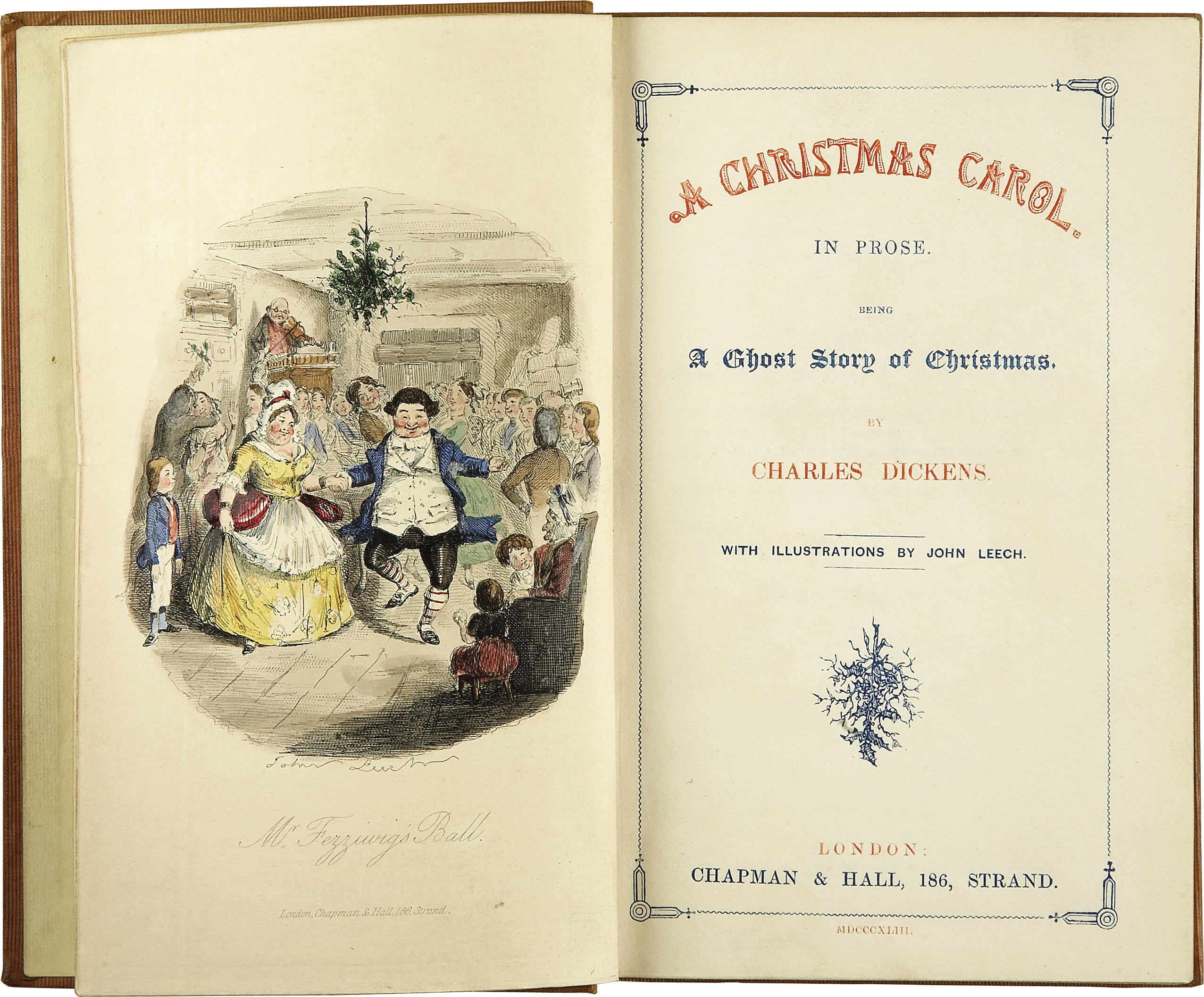 Christmas Carol Picture Book Pdf