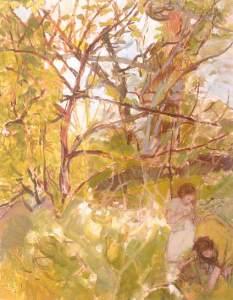 (c) Olwyn Bowey; Supplied by The Public Catalogue Foundation