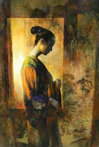Liu Derun _ paintings