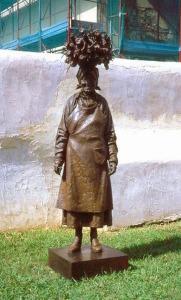Bruno Lucchesi sculptures