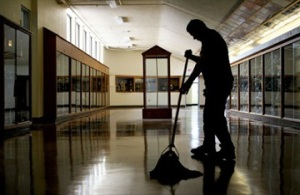 08274 a janitorial staff