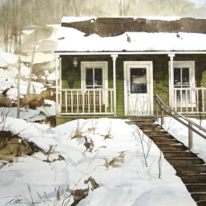 Joseph Alleman _artist_watercolor