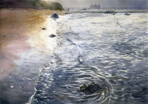 Grzegorz Wróbel - watercolor