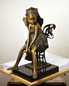 Andrey Ostashov - Андрея  Осташова - sculptures