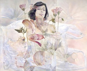 Agnes Toth _ paintings