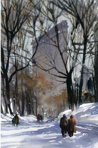 Thomas W Schaller_watercolor_artist
