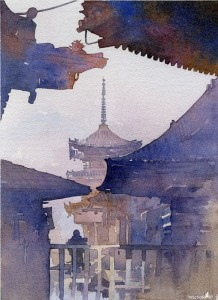 Thomas W Schaller_watercolor_artist