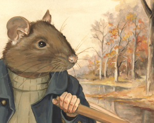 The Wind in the Willows: The Rat and His River