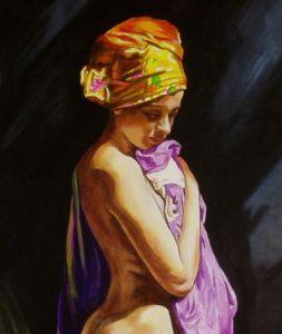 Antoine Molinero _ paintings