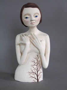 Crystal Morey _ sculptures