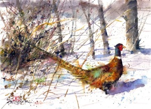 Dean Crouser _ watercolor