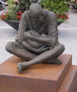 Hanneke Beaumont sculptures